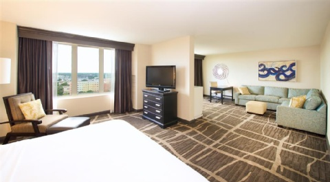 Hilton St. Petersburg Bayfront, FL 33701 near Tampa International Airport View Point 3