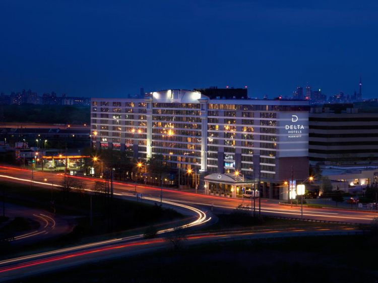 Delta Hotels by Marriott Toronto Airport & Conference Centre, ON M9W 1J3 near Toronto Pearson International Airport View Point 1
