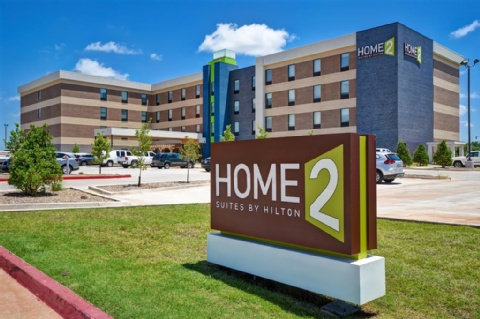 Home2 Suites by Hilton Oklahoma City Airport, OK 73108 near Will Rogers World Airport View Point 1