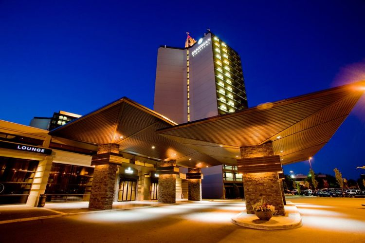 Sandman Signature Vancouver Airport Hotel & Resort, BC V6X 2M9 near Vancouver International Airport View Point 1