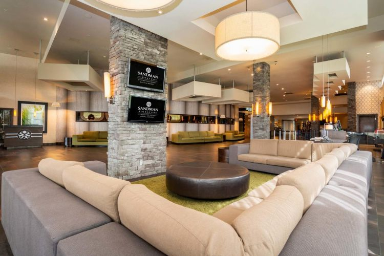 Sandman Signature Vancouver Airport Hotel & Resort, BC V6X 2M9 near Vancouver International Airport View Point 7