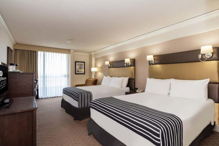 Sandman Signature Vancouver Airport Hotel & Resort, BC V6X 2M9 near Vancouver International Airport View Point 8