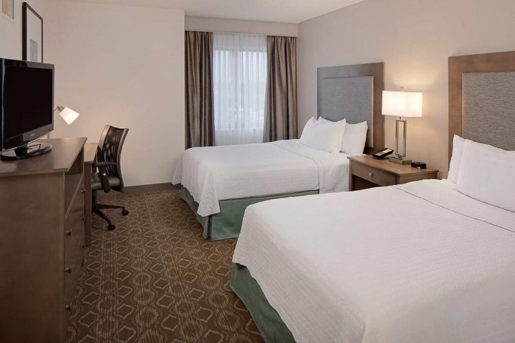 Homewood Suites by Hilton Minneapolis-Mall Of America, MN 55425 near Minneapolis-saint Paul International Airport (wold-chamberlain Field) View Point 3