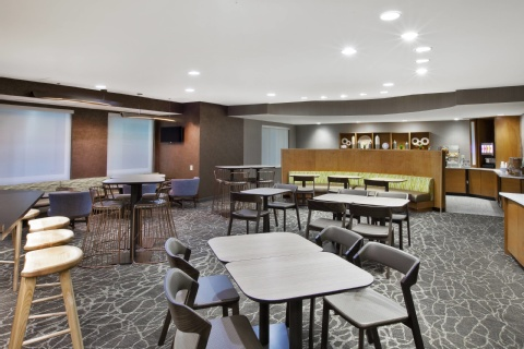 SpringHill Suites by Marriott Minneapolis-St. Paul Airport/Eagan, MN 55122 near Minneapolis-saint Paul International Airport (wold-chamberlain Field) View Point 15