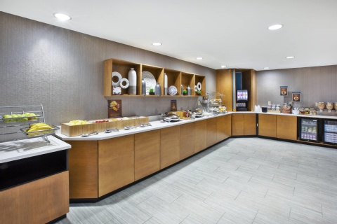 SpringHill Suites by Marriott Minneapolis-St. Paul Airport/Eagan, MN 55122 near Minneapolis-saint Paul International Airport (wold-chamberlain Field) View Point 13