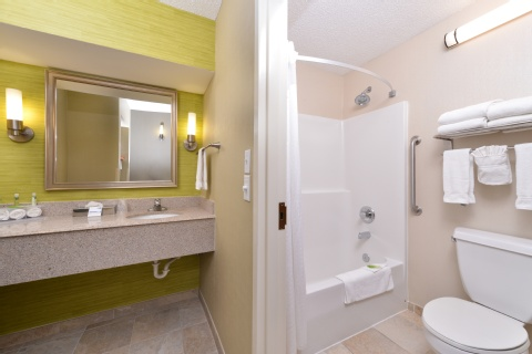 Holiday Inn Express Hotel & Suites Indianapolis , IN 46224 near Indianapolis International Airport View Point 35