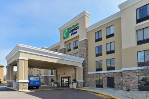 Holiday Inn Express Hotel & Suites Indianapolis , IN 46224 near Indianapolis International Airport View Point 34