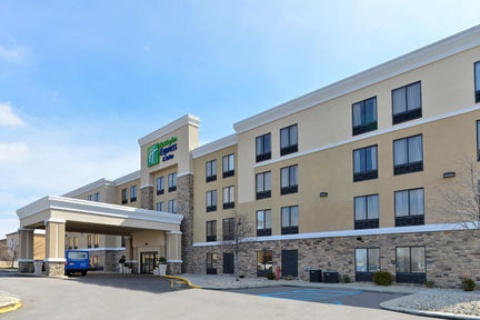 Holiday Inn Express Hotel & Suites Indianapolis , IN 46224 near Indianapolis International Airport View Point 33