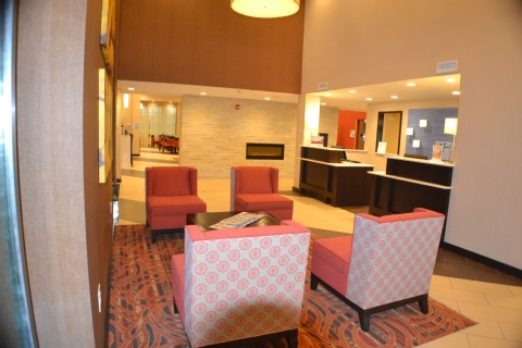 Holiday Inn Express Hotel & Suites Indianapolis , IN 46224 near Indianapolis International Airport View Point 25