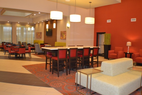 Holiday Inn Express Hotel & Suites Indianapolis , IN 46224 near Indianapolis International Airport View Point 23