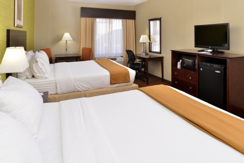 Holiday Inn Express Hotel & Suites Indianapolis , IN 46224 near Indianapolis International Airport View Point 19