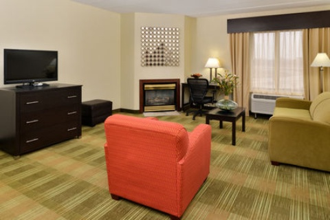 Holiday Inn Express Hotel & Suites Indianapolis , IN 46224 near Indianapolis International Airport View Point 18