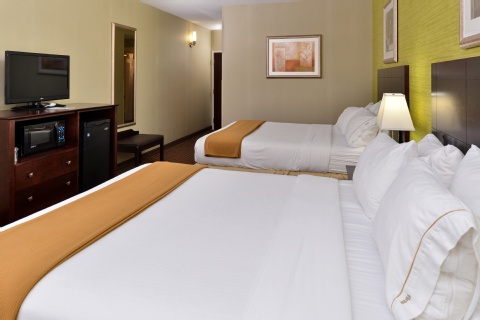 Holiday Inn Express Hotel & Suites Indianapolis , IN 46224 near Indianapolis International Airport View Point 14