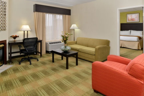 Holiday Inn Express Hotel & Suites Indianapolis , IN 46224 near Indianapolis International Airport View Point 9