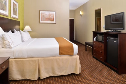 Holiday Inn Express Hotel & Suites Indianapolis , IN 46224 near Indianapolis International Airport View Point 8