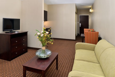 Holiday Inn Express Hotel & Suites Indianapolis , IN 46224 near Indianapolis International Airport View Point 5