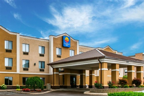 Comfort Inn Airport hotel Plainfield, IN 46231