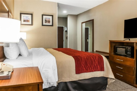 Comfort Inn Airport hotel Plainfield, IN 46231 near Indianapolis International Airport View Point 17