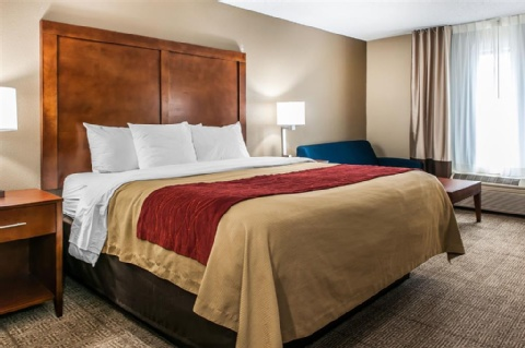 Comfort Inn Airport hotel Plainfield, IN 46231 near Indianapolis International Airport View Point 13