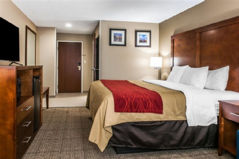 Comfort Inn Airport hotel Plainfield, IN 46231 near Indianapolis International Airport View Point 11