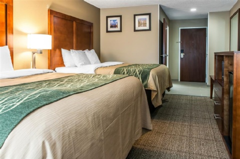 Comfort Inn Airport hotel Plainfield, IN 46231 near Indianapolis International Airport View Point 7