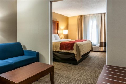 Comfort Inn Airport hotel Plainfield, IN 46231 near Indianapolis International Airport View Point 4