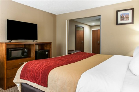 Comfort Inn Airport hotel Plainfield, IN 46231 near Indianapolis International Airport View Point 2
