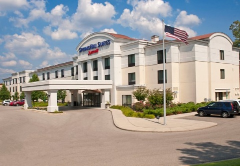 SpringHill Suites by Marriott Grand Rapids Airport Southeast, MI 49512 near Gerald R. Ford International Airport View Point 1