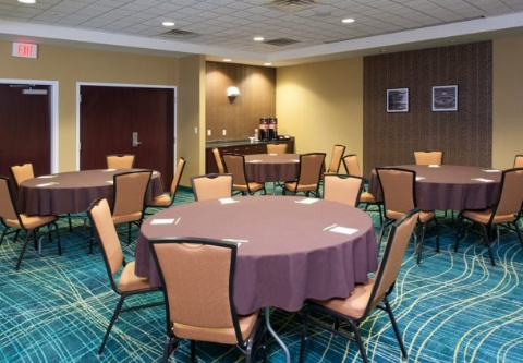 SpringHill Suites by Marriott Grand Rapids Airport Southeast, MI 49512 near Gerald R. Ford International Airport View Point 17