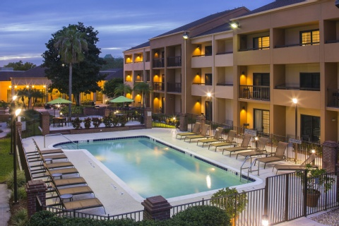 Courtyard by Marriott Orlando Airport, FL 32812 near Orlando International Airport View Point 16