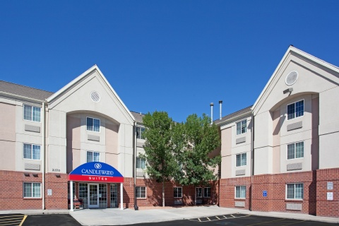 Candlewood Suites Salt Lake City-Airport, UT 84116 near Salt Lake City International Airport View Point 10