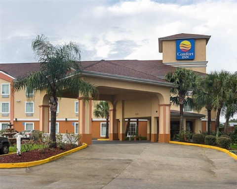 COMFORT INN MARRERO - NEW ORLEANS WEST, LA 70072 near Louis Armstrong New Orleans International Airport  View Point 23