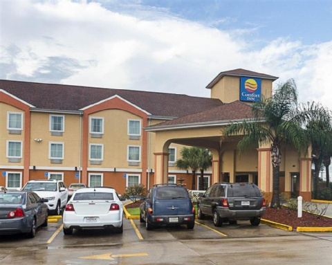 COMFORT INN MARRERO - NEW ORLEANS WEST, LA 70072 near Louis Armstrong New Orleans International Airport  View Point 22