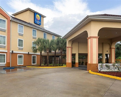 COMFORT INN MARRERO - NEW ORLEANS WEST, LA 70072 near Louis Armstrong New Orleans International Airport  View Point 1