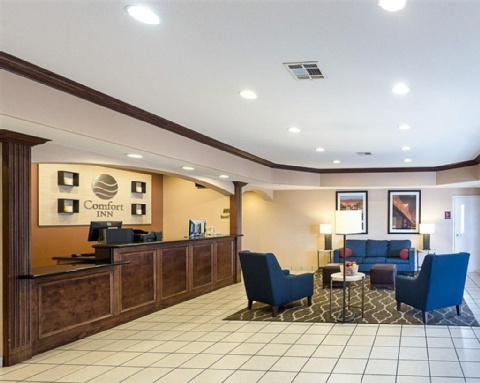 COMFORT INN MARRERO - NEW ORLEANS WEST, LA 70072 near Louis Armstrong New Orleans International Airport  View Point 19