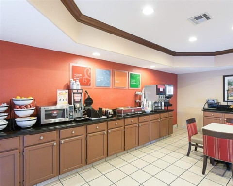 COMFORT INN MARRERO - NEW ORLEANS WEST, LA 70072 near Louis Armstrong New Orleans International Airport  View Point 13
