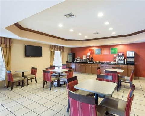 COMFORT INN MARRERO - NEW ORLEANS WEST, LA 70072 near Louis Armstrong New Orleans International Airport  View Point 12