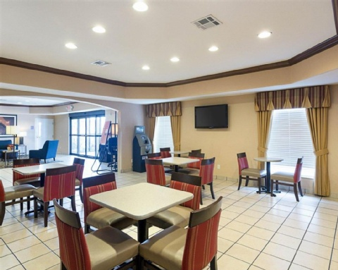 COMFORT INN MARRERO - NEW ORLEANS WEST, LA 70072 near Louis Armstrong New Orleans International Airport  View Point 11
