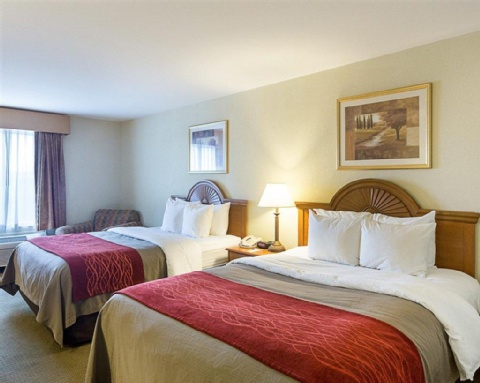 COMFORT INN MARRERO - NEW ORLEANS WEST, LA 70072 near Louis Armstrong New Orleans International Airport  View Point 10