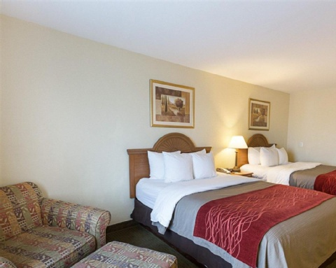 COMFORT INN MARRERO - NEW ORLEANS WEST, LA 70072 near Louis Armstrong New Orleans International Airport  View Point 9