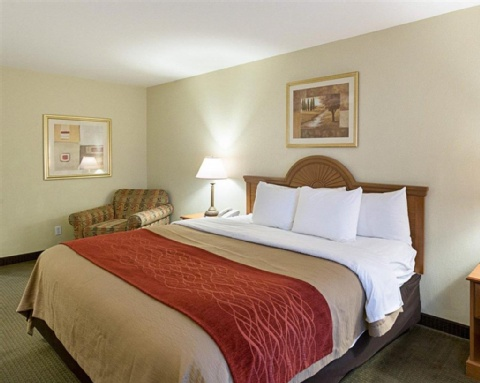 COMFORT INN MARRERO - NEW ORLEANS WEST, LA 70072 near Louis Armstrong New Orleans International Airport  View Point 8
