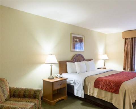 COMFORT INN MARRERO - NEW ORLEANS WEST, LA 70072 near Louis Armstrong New Orleans International Airport  View Point 7