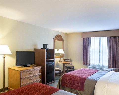 COMFORT INN MARRERO - NEW ORLEANS WEST, LA 70072 near Louis Armstrong New Orleans International Airport  View Point 5