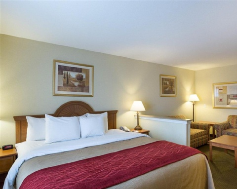COMFORT INN MARRERO - NEW ORLEANS WEST, LA 70072 near Louis Armstrong New Orleans International Airport  View Point 4