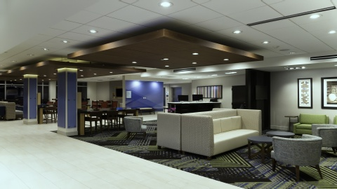 Holiday Inn Express & Suites Tampa East - Ybor City, FL 33619 near  View Point 20