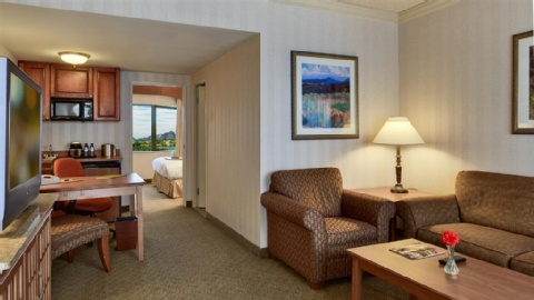DoubleTree Suites by Hilton Hotel Phoenix, AZ 85008 near Sky Harbor International Airport View Point 7