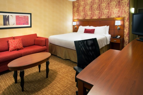 Courtyard by Marriott Phoenix Airport, AZ 85034 near Sky Harbor International Airport View Point 7