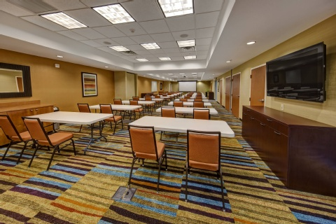 Fairfield Inn & Suites by Marriott Oklahoma City Airport, OK 73108 near Will Rogers World Airport View Point 16