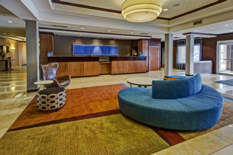 Fairfield Inn & Suites by Marriott Oklahoma City Airport, OK 73108 near Will Rogers World Airport View Point 15