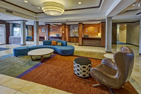 Fairfield Inn & Suites by Marriott Oklahoma City Airport, OK 73108 near Will Rogers World Airport View Point 14